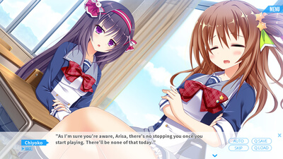 Japanese School Life Screenshot 2
