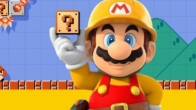 Super Mario Maker for Nintendo 3DS Masthead