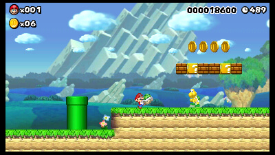 Super Mario Maker for Nintendo 3DS Screenshot 1