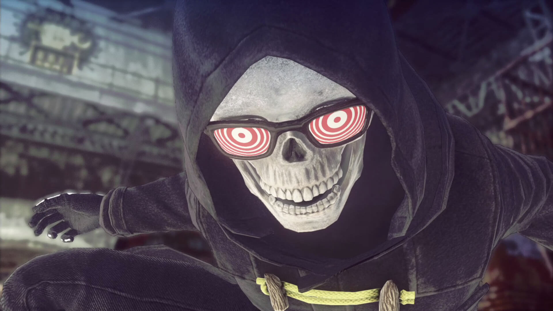 Let it Die Masthead