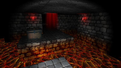 Crystal Rift (VR) Screenshot 1