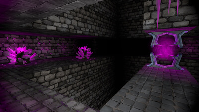 Crystal Rift (VR) Screenshot 2