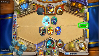 Hearthstone: Mean Streets of Gadgetzan Screenshot 2