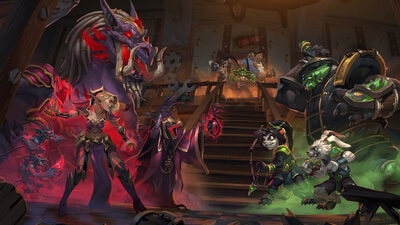 Hearthstone: Mean Streets of Gadgetzan Masthead