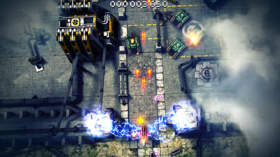 Sky Force Anniversary (Console Edition) Screenshot 2