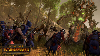Total War: WARHAMMER - Realm of The Wood Elves Screenshot 2