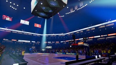 NBA 2KVR Experience (VR) Screenshot 2