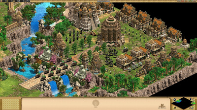 Age of Empires 2 HD: Rise of the Rajas Screenshot 2