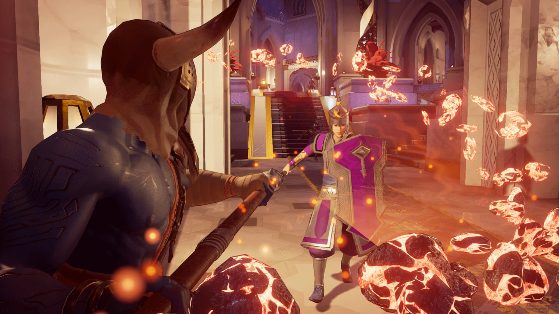 Mirage: Arcane Warfare Masthead