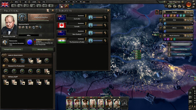Hearts of Iron IV: Together for Victory Masthead