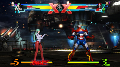 Ultimate Marvel vs. Capcom 3 (HD Edition) Screenshot 1