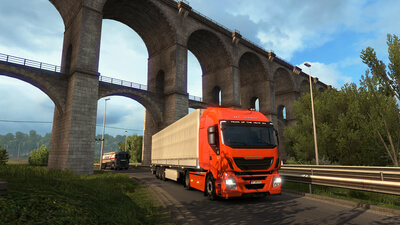 Euro Truck Simulator 2 - Vive la France ! Screenshot 1