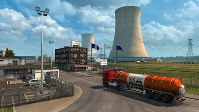 Euro Truck Simulator 2 - Vive la France ! Screenshot 2