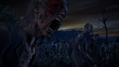 The Walking Dead:  A New Frontier - The Complete Third Season Screenshot 3