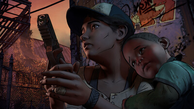 The Walking Dead:  A New Frontier - The Complete Third Season Screenshot 1