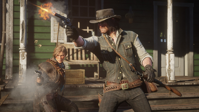 Red Dead Redemption 2 Screenshot 2