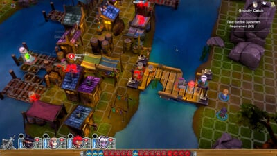 Super Dungeon Tactics Screenshot 2