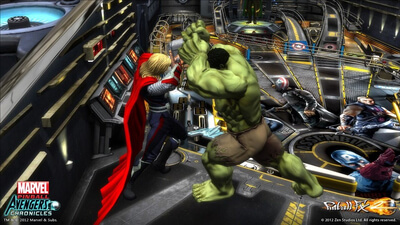 Marvel Pinball: Epic Collection Volume 1 Screenshot 2
