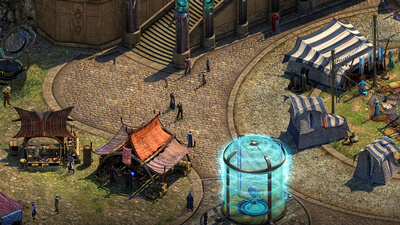 Torment: Tides of Numenera Screenshot 1