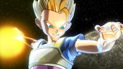 Dragonball Xenoverse 2 - DB Super Pack 1 Screenshot 1