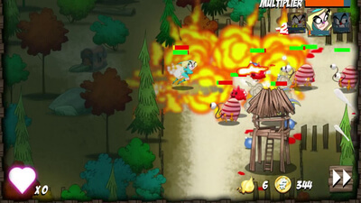 Onion Force Screenshot 2