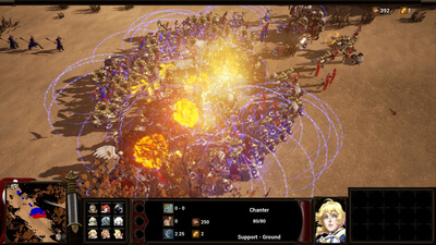 Shadow Heroes: Vengeance in Flames Screenshot 2