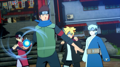 Naruto Shippuden: Ultimate Ninja Storm 4 - Road to Boruto Screenshot 1