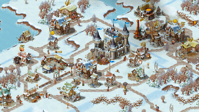 Townsmen Screenshot 2