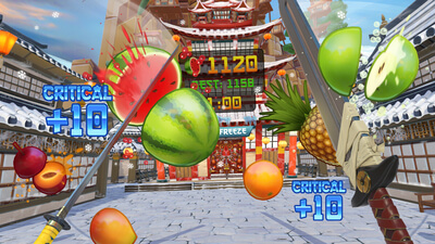 Fruit Ninja VR Screenshot 2