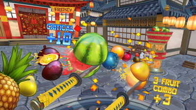 Fruit Ninja VR Screenshot 1