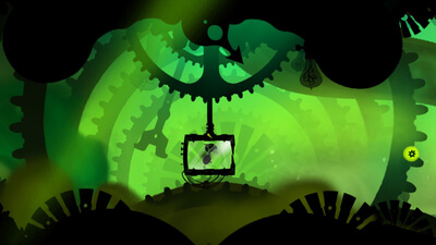 Green Game TimeSwapper Screenshot 1