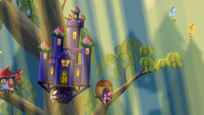 Glittermitten Grove Screenshot 3