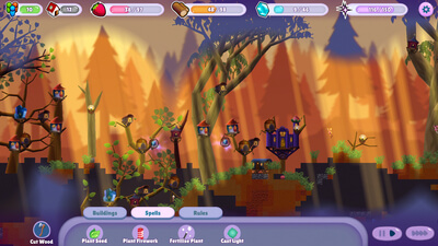 Glittermitten Grove Screenshot 1