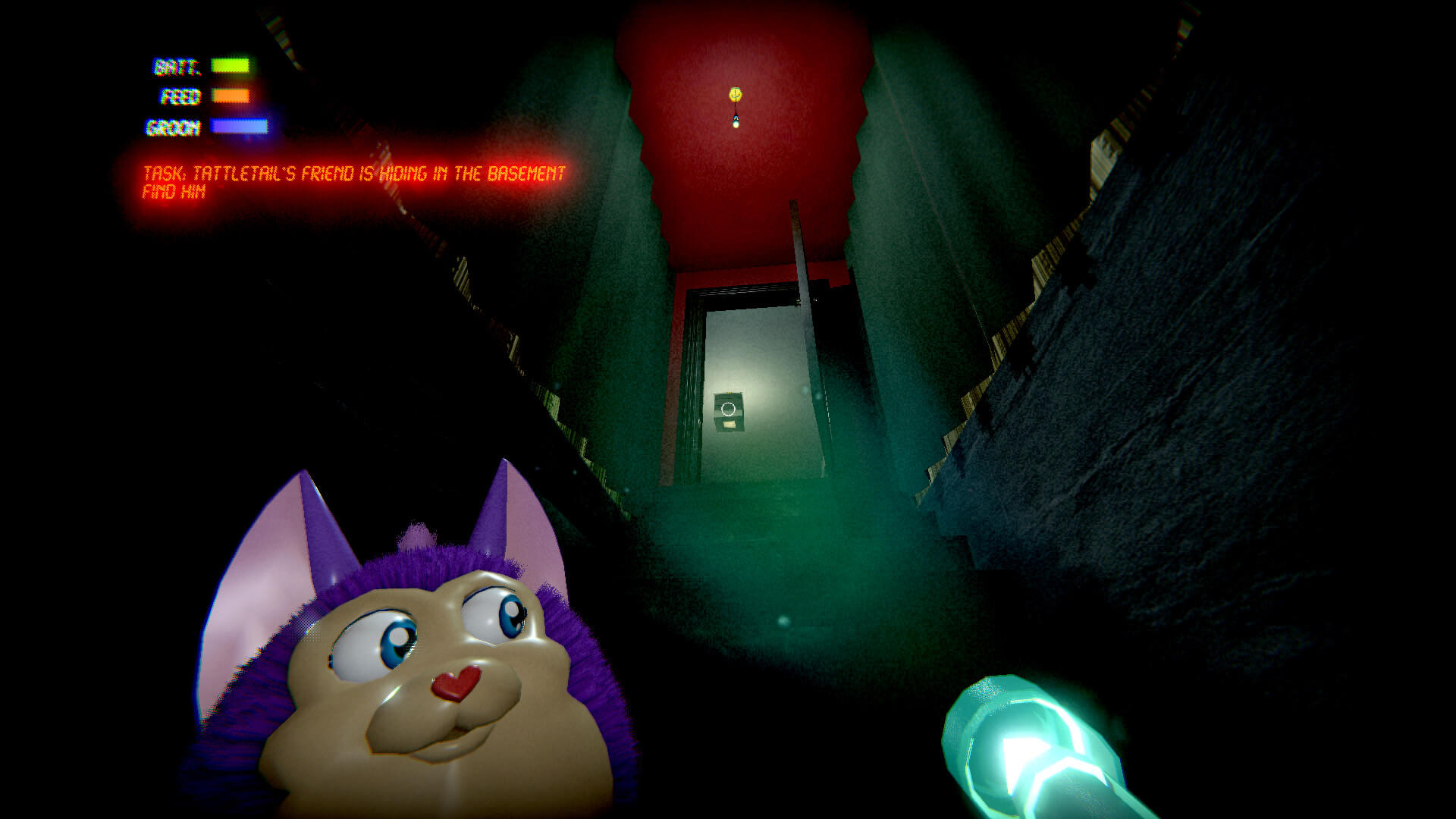 TattleTail Masthead