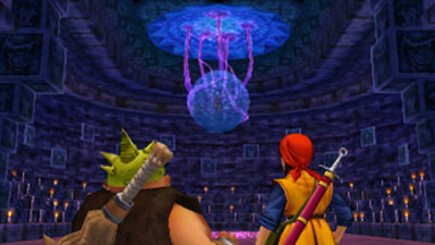 Dragon Quest VIII: Journey of the Cursed King Screenshot 1
