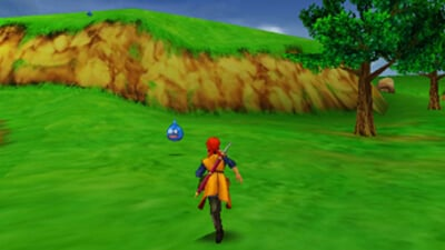 Dragon Quest VIII: Journey of the Cursed King Screenshot 2