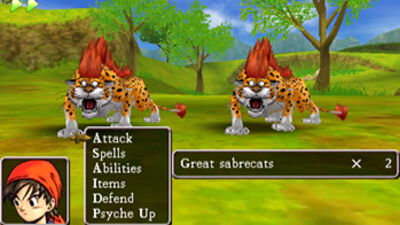Dragon Quest VIII: Journey of the Cursed King Screenshot 3