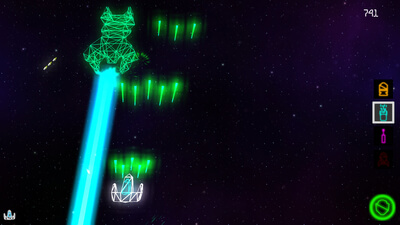 Polygon Attack Screenshot 3