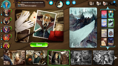 Mysterium Screenshot 1