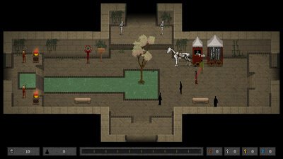 Red Rope: Don't Fall Behind Screenshot 3
