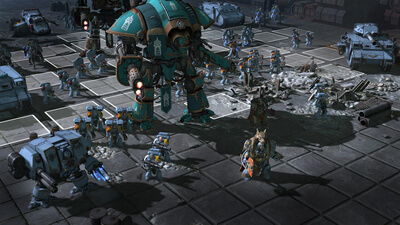 Warhammer 40,000: Sanctus Reach Screenshot 1