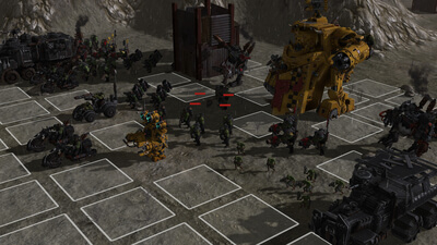Warhammer 40,000: Sanctus Reach Screenshot 2