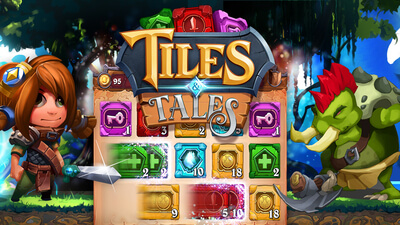 Tiles & Tales Screenshot 1