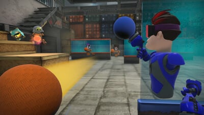 Smashbox Arena Screenshot 2