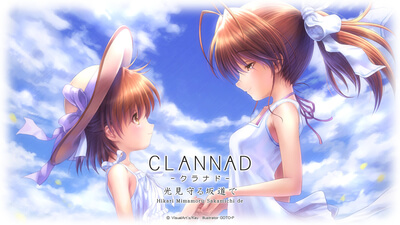 Clannad: Side Stories Masthead