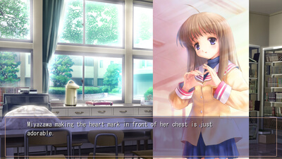 Clannad: Side Stories Screenshot 2