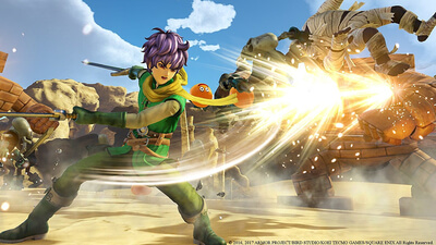 Dragon Quest Heroes 2 Screenshot 2