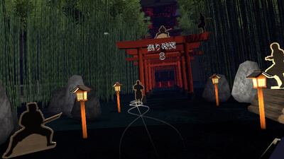 Samurai Sword VR Screenshot 1