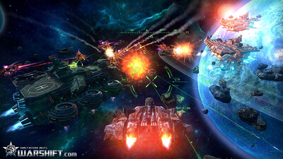 WARSHIFT Screenshot 3