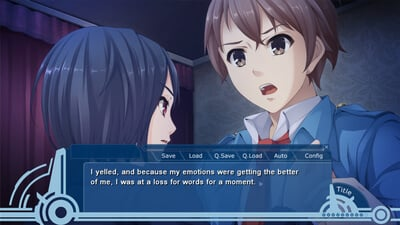 WORLD END ECONOMiCA episode.03 Screenshot 1